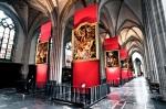 kathedraal binnen