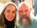 Met Walter okt 2014